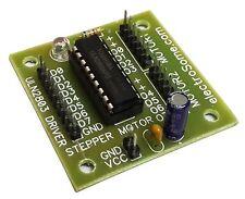 Stepper Motor, Relay, Inductive Load, Lamp Driver Module - ULN2803 Board