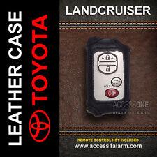 Toyota Landcruiser Smart Key Protective Leather Remote Control Case HYQ14AEM