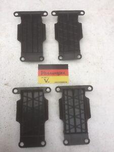🇩🇪NEW FULL SET x4 VW GOLF JETTA MK2 BIG BUMPER SIDE REPAIR BRACKETS FRONT REAR
