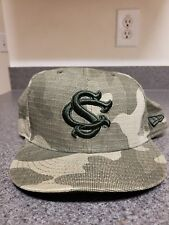 sale retailer 249e6 db781 New Era University of South Carolina Gamecocks Hat Cap Veterans Memorial Day