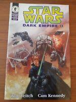 DARK HORSE COMICS - 1994 - STAR WARS: DARK EMPIRE II #1 of 6