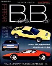 Ferrari Berlinetta Boxer 365GT4 BB 512BB 512BBi Libreria Scuderia 11