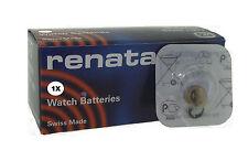Renata 315 Silver 1,55 V Orologio Batteria SOSTITUISCE SR716SW