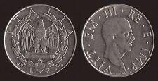 2 LIRE 1940 IMPERO MAGNETICA - VITTORIO EMANUELE III