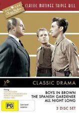 Classic Matinee Triple Bill - Classic Drama (DVD, 2010, 3-Disc Set)