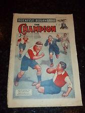 "THE CHAMPION ""Comic"" (1950) - Vol 57 - No 1465 - Date 25/02/1950  UK Paper Comic"