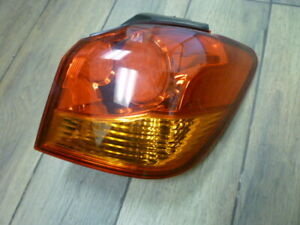 2019 Mitsubishi LED Tail Light Lamp Outer RIGHT Side Outlander SPORT NO BULBS