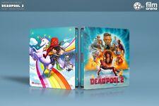 DEADPOOL 2 Exclusive EDITION #5A Blu-Ray 4K Steelbook Limited Edition Filmarena