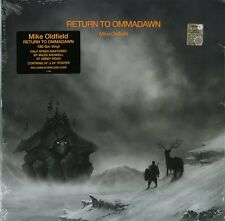 OLDFIELD MIKE RETURN TO OMMADAWN HALF SPEED MASTERED VINILE LP 180 GRAMMI NUOVO