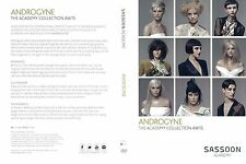 Sassoon Academy androgyne l'Accademia Collection AW15 DVD