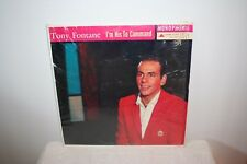 Tony Fontane: I'm His To Command (LP, 1960s) 33 1/3RPM Christian
