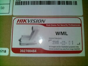 OEM Hikvision  WML Wall Mount Long  Bracket for Dome Camera