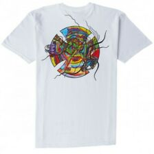 Independent Herren T-Shirt Evan Smith Trip Out White Gr.M