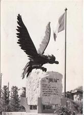 A8726) ALPINI, S. GIOVANNI AL NATISONE (UDINE), MONUMENTO AI CADUTI DELLA JULIA.