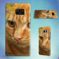 ADORABLE ANIMAL BLUR CAT HARD CASE FOR SAMSUNG GALAXY S PHONES