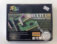 Syba PCI Multi I/O Low-Profile Controller Card