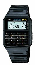 Casio Men's CA53W Calculator Watch Back To The Future Marty McFly Top Quality