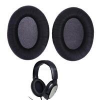 PU Replacement Ear Pads Cushion for Sennheiser  HD201 HD180 HD201S Headphones