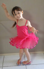 Tutu Girls Ballet, Fairy Dress, Costume Pink Approx 4-6yrs Great for Dress-up