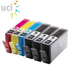 6 Cartuchos de Tinta 364XL Para HP B110d 5524 3520 6510 3070 A C6380 NONOEM