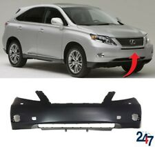 FRONT BUMPER WITH HEADLIGHT WASHER HOLES COMPATIBLE WITH LEXUS RX 2009-2012