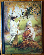Praise the Lord by G.W. Lose New Testament Bible Pictures Bess Bruce Cleaveland