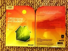 Microsoft Office Home and Student 2010, Sealed Retail Box, 3 installations