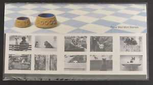 GB 2001 Cats and Dogs Royal Mail Presentation Pack No 320 - FREE UK P&P