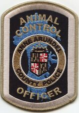 ANNE ARUNDEL COUNTY MARYLAND MD Animal Control Officer POLICE PATCH