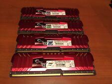 G.Skill 4 GB x 4 DIMM 1066 MHz PC3-12800 DDR3 SDRAM Memory (F3-12800CL9Q-16GBZL)