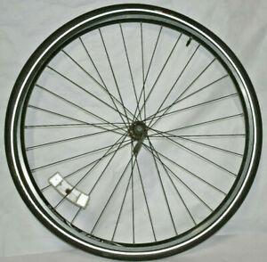 Alexrims S500 700c Alloy 100mm hub Clincher Front Wheel Rim Brake USA Charity!
