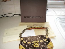 Louis Vuitton LTD trompe l'œil hand bag incl original receipt in VGC