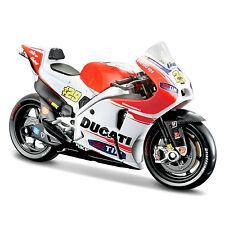 Maisto 1:18 Ducati Desmosedici GP15 Andrea Iannone NO.29 Motorcycle Bike Model