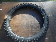 NOS Motocross Front Tire Dunlop Sports D752F 70 / 100 - 19 42M Nylon
