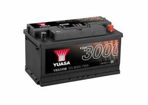 YUASA Car Battery 12v  80AH    YBX3110