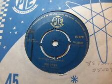 "Reg Owen – Manhattan Spiritual 1958 7"" Pye International 7N 25009"
