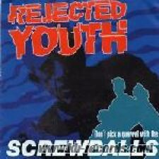 REJECTED YOUTH – SCREWBALLS EP oxymoron 1999 streetmusi