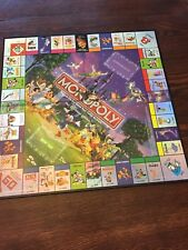 Disney Monopoly Replacement piece Board ONLY