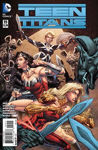 Teen Titans Vol 5 #19 DC Comics (2016) NM 1st Print Comic Book