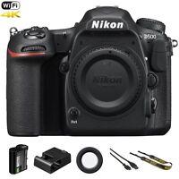 Nikon D500 / D 500 20.9 MP 4K WiFi DSLR Camera (Body Only) Brand New
