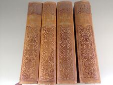 La bible illustre par edy legrand 4 vol plein cuir 1949 /