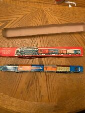 tin toys Friction freight train Original Japan