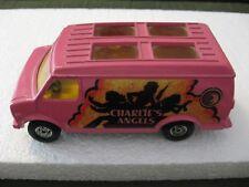 "Corgi Chevrolet van ""Charlie's Angels"" 1st version 1977"