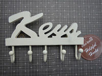Keys holder hook has 4 hooks really handy no more looking for keys sass and bell