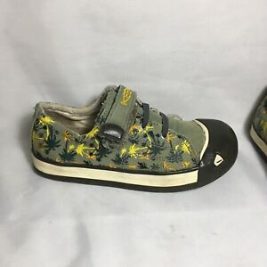 Keen Slip On Loafers Sneakers Youth Size 13