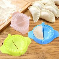 3x Kitchen Dumpling Tools Dumpling Maker Device DIY Jiaozi Mold Kitchen Kit Tool