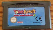 Yoshi's Island: Super Mario Advance 3 (Nintendo Game Boy Advance, 2002) - GBA