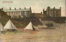 Marske-by-Sea, UNITED KINGDOM - 1908 - tents