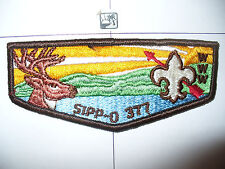 OA Sippo Lodge 377,S-13,1970s,1980s Buck Deer Flap,Buckeye Council,472,Canton,OH
