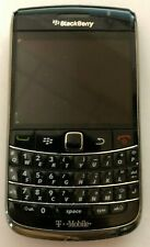 READ 1ST BlackBerry Bold 9700 Black Red Pocket T-Mobile Cell Phone Very Good